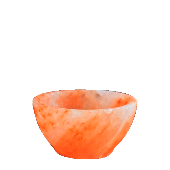 himalayan rock salt bowl